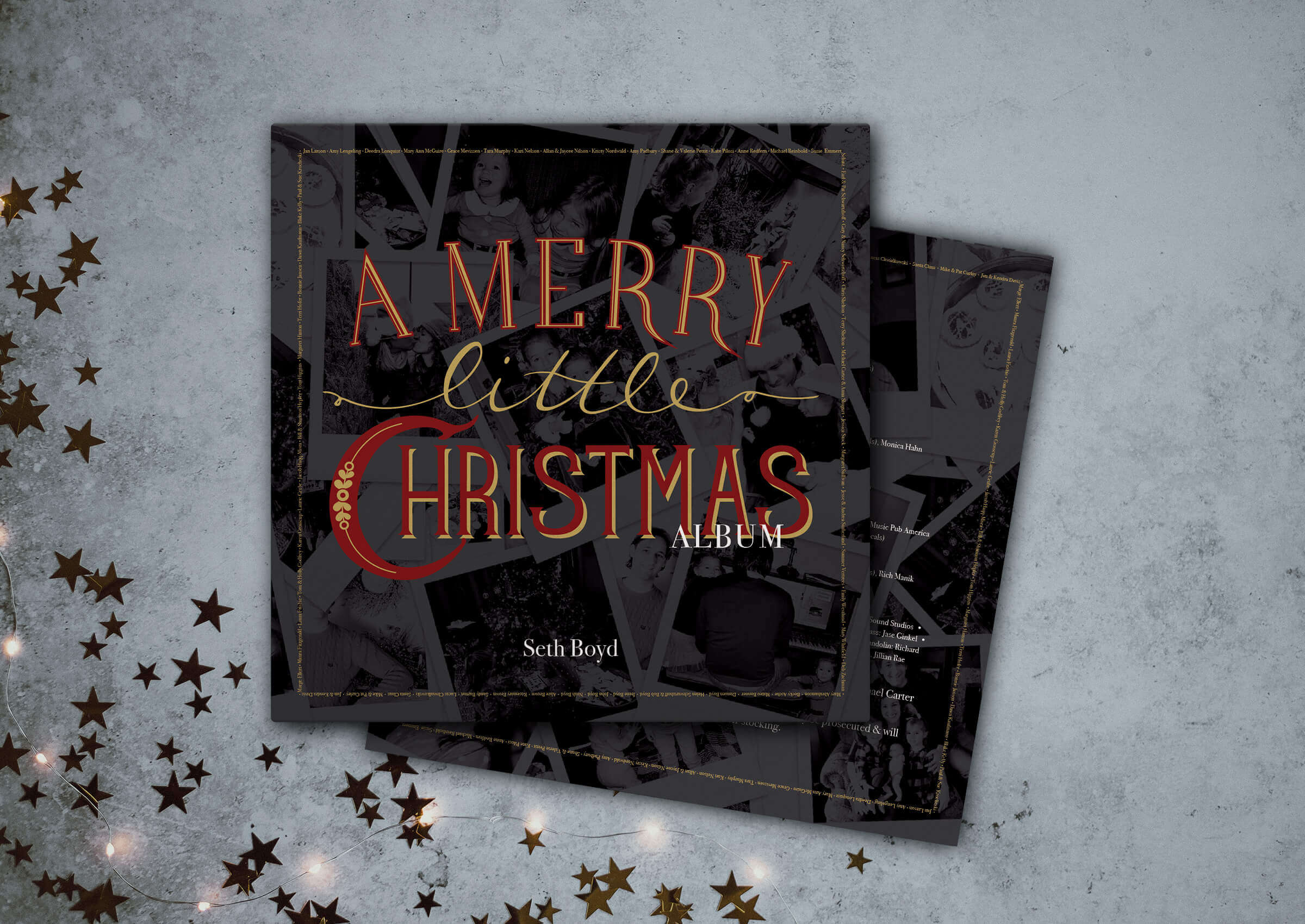 Gallery Photo for A Merry Little Christmas Album