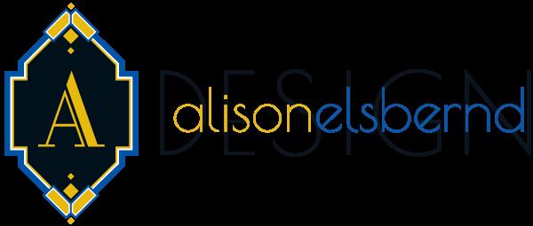 Alison Elsbernd Design Logo